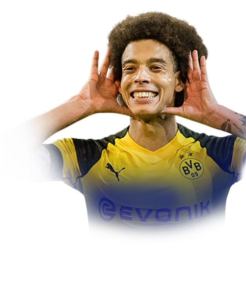 Witsel face