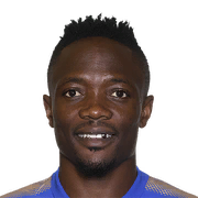 FIFA 18 Ahmed Musa Icon - 81 Rated
