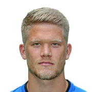 FIFA 18 Andreas Cornelius Icon - 75 Rated