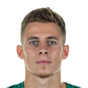 FIFA 18 Thorgan Hazard Icon - 86 Rated