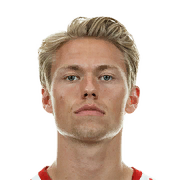 FIFA 18 Viktor Fischer Icon - 76 Rated