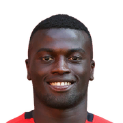 FIFA 18 M'Baye Niang Icon - 77 Rated