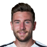 FIFA 18 Paul Dummett Icon - 74 Rated