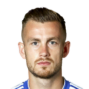 FIFA 18 Joe Ralls Icon - 74 Rated