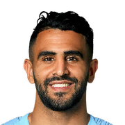 FIFA 18 Riyad Mahrez Icon - 87 Rated