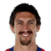 FIFA 18 Stefan Savic Icon - 84 Rated