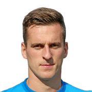 FIFA 18 Arkadiusz Milik Icon - 80 Rated