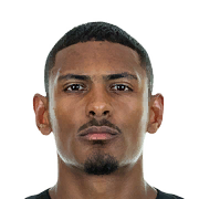 FIFA 18 Sebastien Haller Icon - 81 Rated