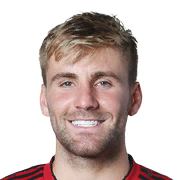 FIFA 18 Luke Shaw Icon - 78 Rated