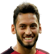 FIFA 18 Hakan Calhanoglu Icon - 80 Rated