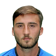 FIFA 18 Bryan Cristante Icon - 79 Rated