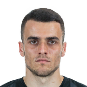 FIFA 18 Filip Kostic Icon - 84 Rated