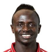 FIFA 18 Sadio Mane Icon - 88 Rated