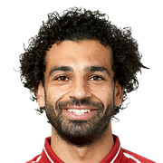 FIFA 18 Mohamed Salah Icon - 88 Rated