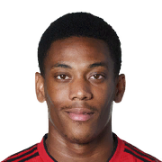 FIFA 18 Anthony Martial Icon - 84 Rated