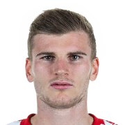 FIFA 19 Timo Werner - 90 Rated