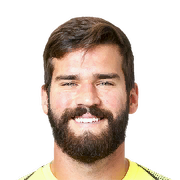 FIFA 18 Alisson Icon - 88 Rated
