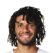 FIFA 18 Mohamed Elneny Icon - 78 Rated