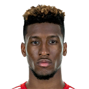 FIFA 18 Kingsley Coman Icon - 86 Rated