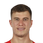 FIFA 18 Paddy McNair Icon - 70 Rated