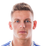 FIFA 18 Mikkel Wohlgemuth Icon - 55 Rated