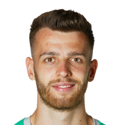 FIFA 18 Angus Gunn Icon - 78 Rated