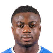 FIFA 18 Moses Simon Icon - 76 Rated