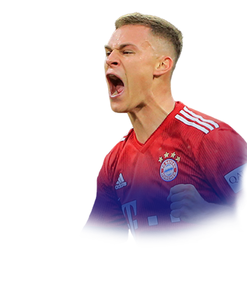 Kimmich face