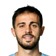 FIFA 18 Bernardo Silva Icon - 86 Rated