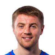 FIFA 18 Jordan Rossiter Icon - 67 Rated