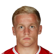 FIFA 18 Donny van de Beek Icon - 77 Rated