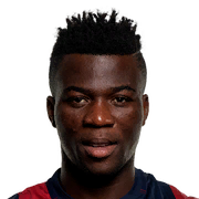 FIFA 18 Godfred Donsah Icon - 76 Rated