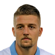 FIFA 18 Sergej Milinkovic-Savic Icon - 86 Rated