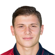 FIFA 18 Nicolo Barella Icon - 81 Rated