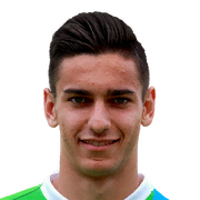 FIFA 18 Alex Meret Icon - 81 Rated