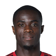 FIFA 18 Eric Bailly Icon - 82 Rated
