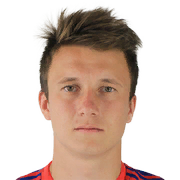 FIFA 18 Alexandr Golovin Icon - 80 Rated