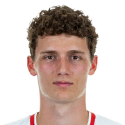 FIFA 18 Benjamin Pavard Icon - 80 Rated