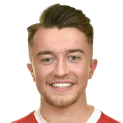 FIFA 18 Darragh Markey Icon - 59 Rated