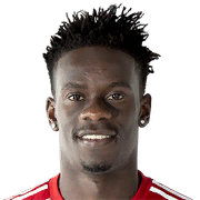 FIFA 19 Dominique Badji - 76 Rated