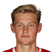 FIFA 18 Frenkie de Jong Icon - 84 Rated