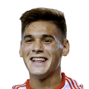 FIFA 18 Lucas Martinez Quarta Icon - 72 Rated