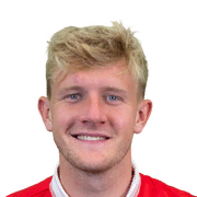 FIFA 18 Joe Worrall Icon - 70 Rated