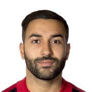 FIFA 18 Saman Ghoddos Icon - 75 Rated