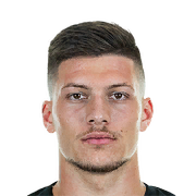 FIFA 18 Luka Jovic Icon - 80 Rated