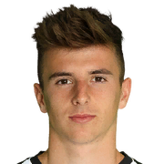 FIFA 18 Mason Mount Icon - 80 Rated