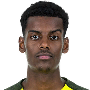 FIFA 18 Alexander Isak Icon - 81 Rated