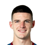 FIFA 18 Declan Rice Icon - 69 Rated