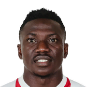 FIFA 18 Oghenekaro Etebo Icon - 74 Rated