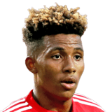 FIFA 18 Gedson Fernandes Icon - 74 Rated